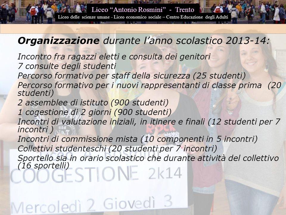 Liceo Antonio Rosmini - Trento