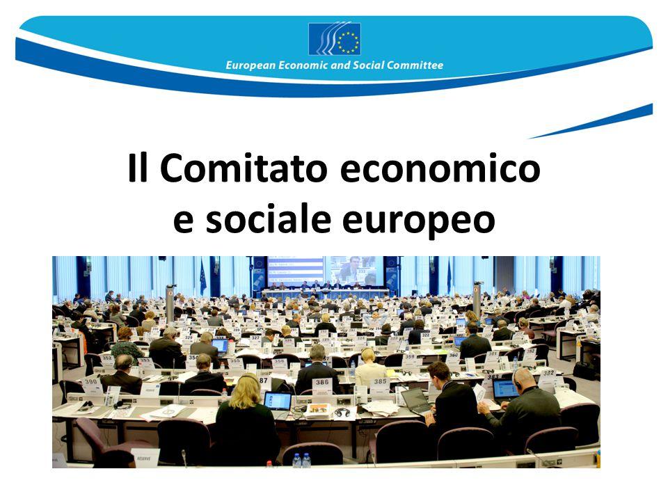 Il Comitato economico e sociale europeo