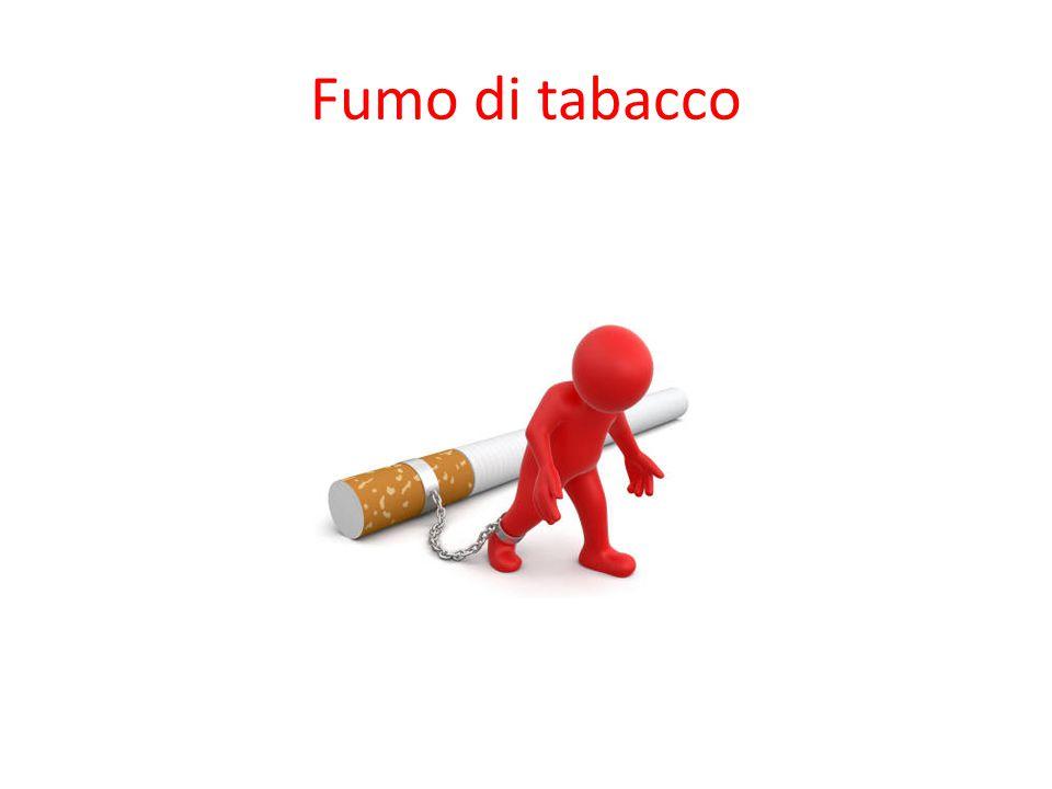 Fumo di tabacco