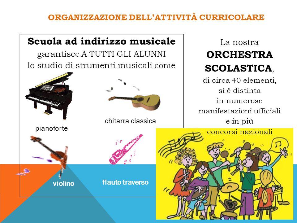 Scuola ad indirizzo musicale