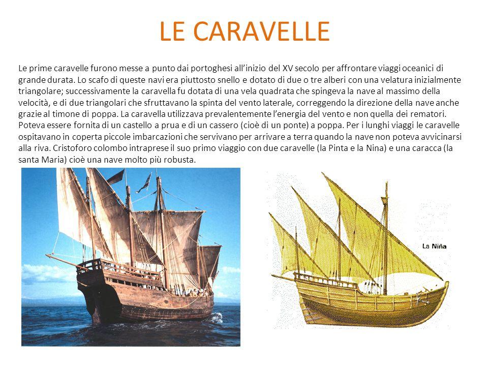 LE CARAVELLE