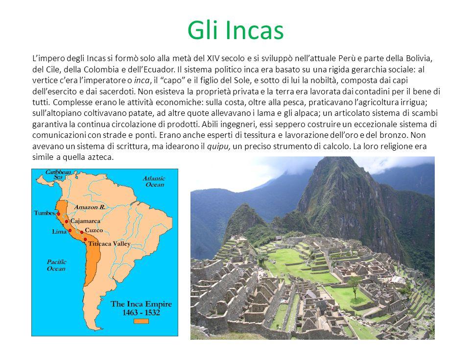 Gli Incas