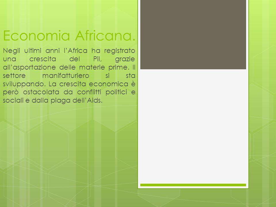 Economia Africana.