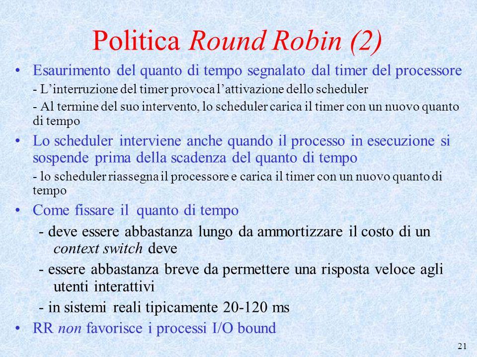 Politica Round Robin (2)