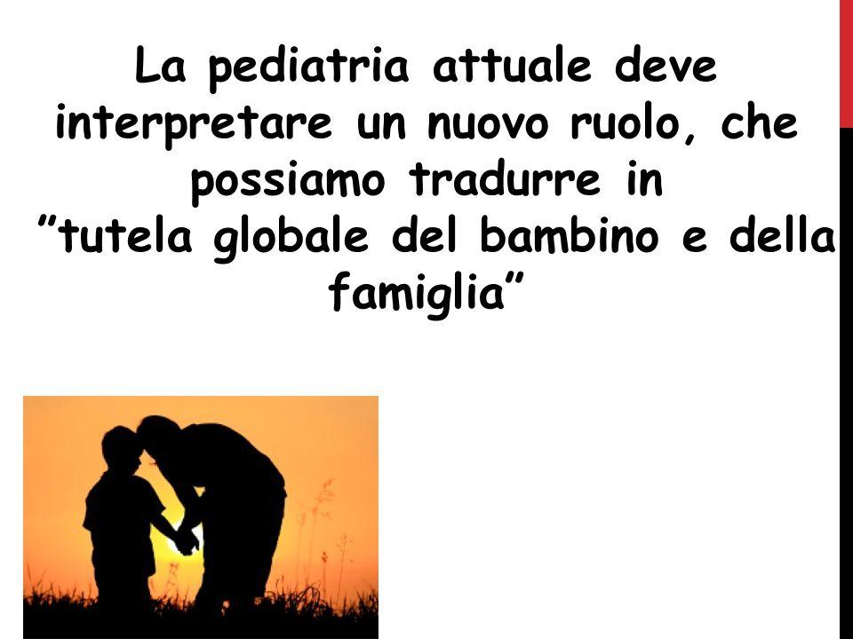tutela globale del bambino e della famiglia