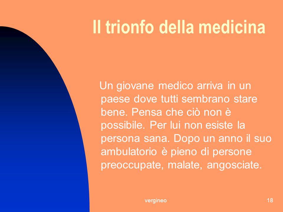 Il trionfo della medicina