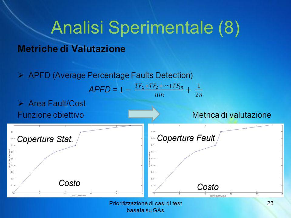 Analisi Sperimentale (8)