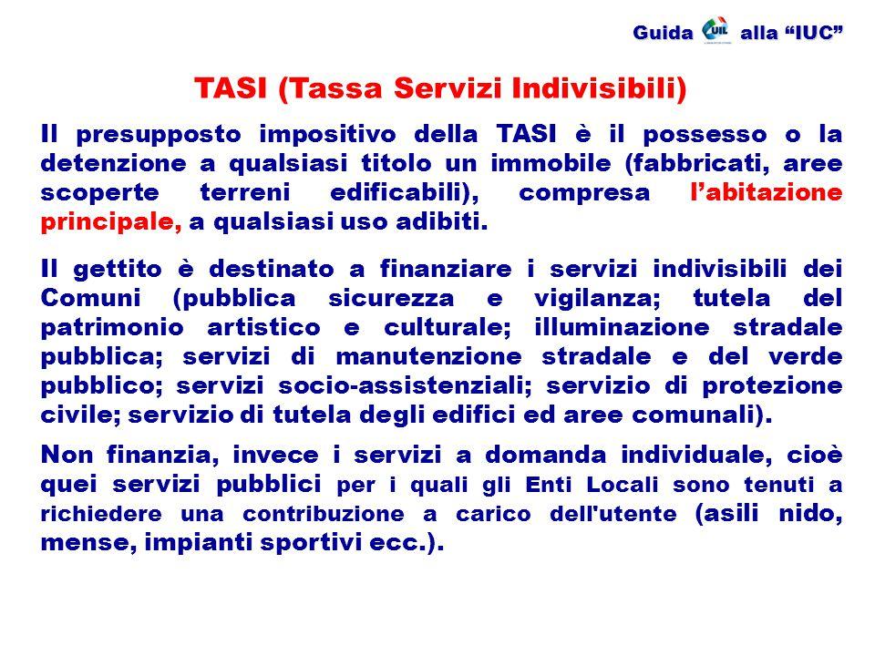 TASI (Tassa Servizi Indivisibili)