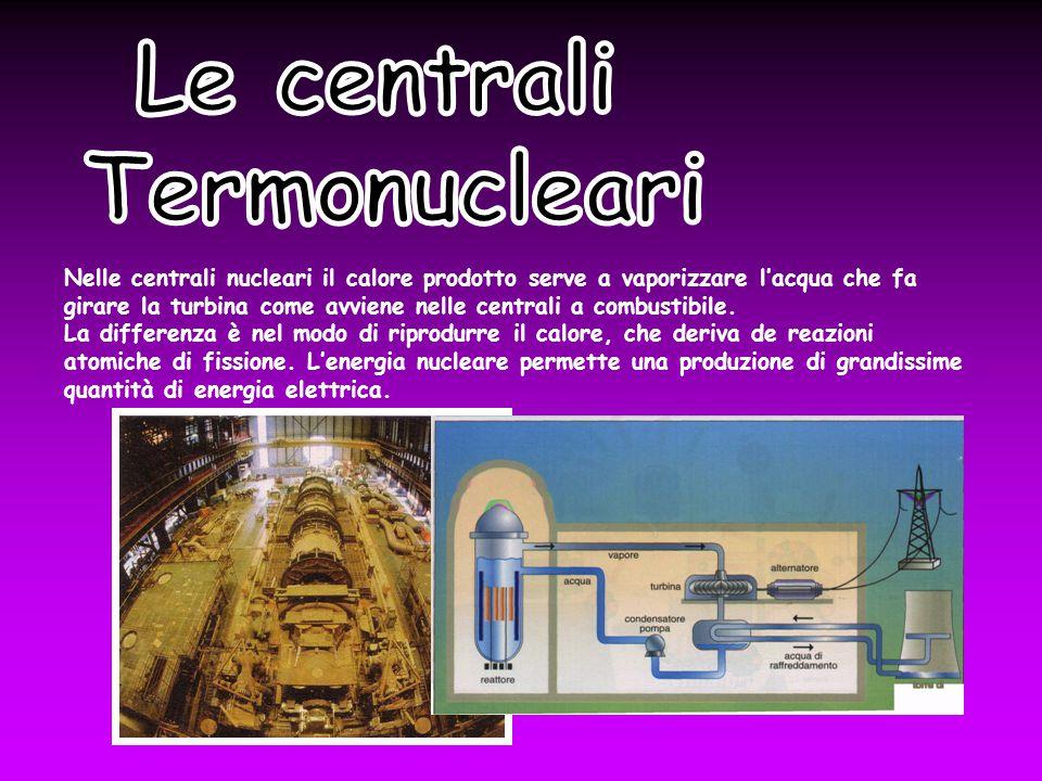 Le centrali Termonucleari