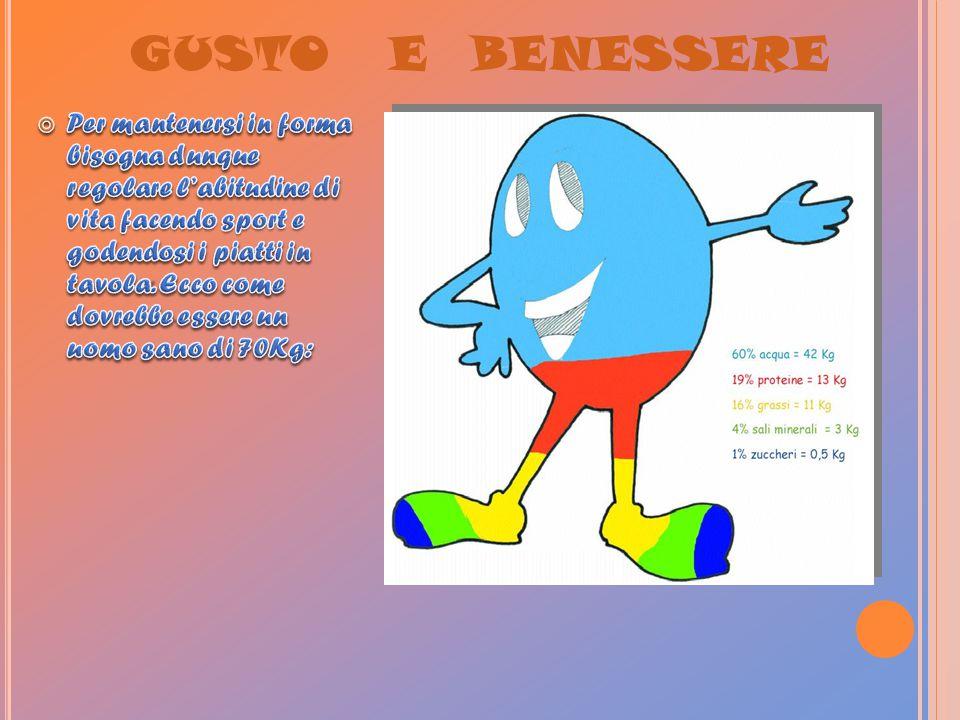GUSTO E BENESSERE