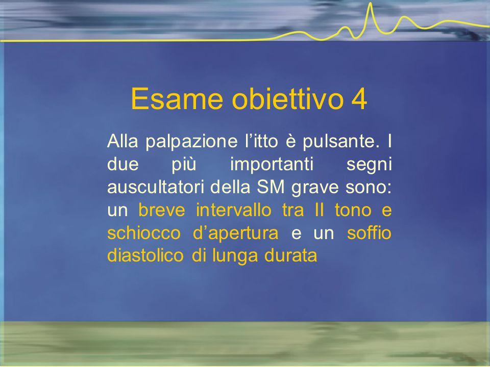 Esame obiettivo 4