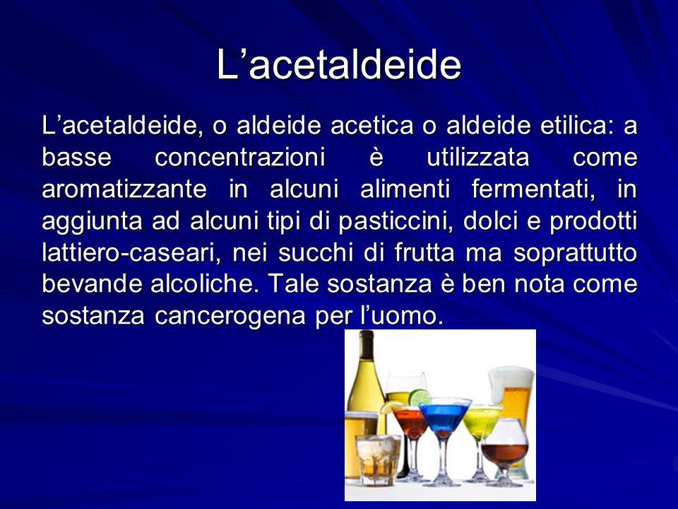 L'acetaldeide