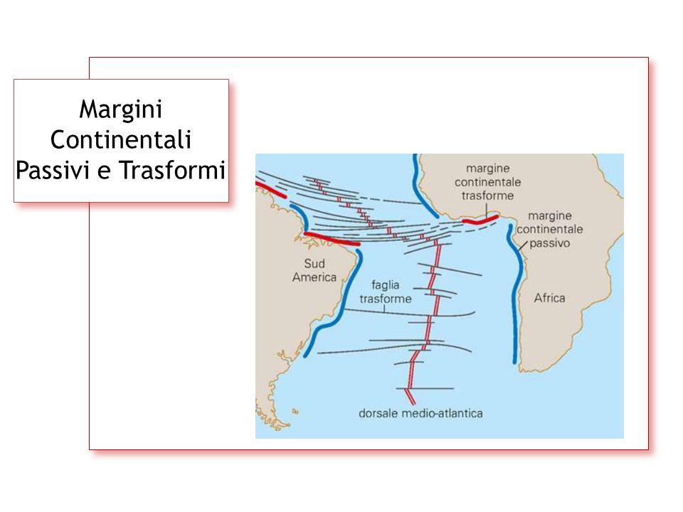 Margini Continentali Passivi e Trasformi