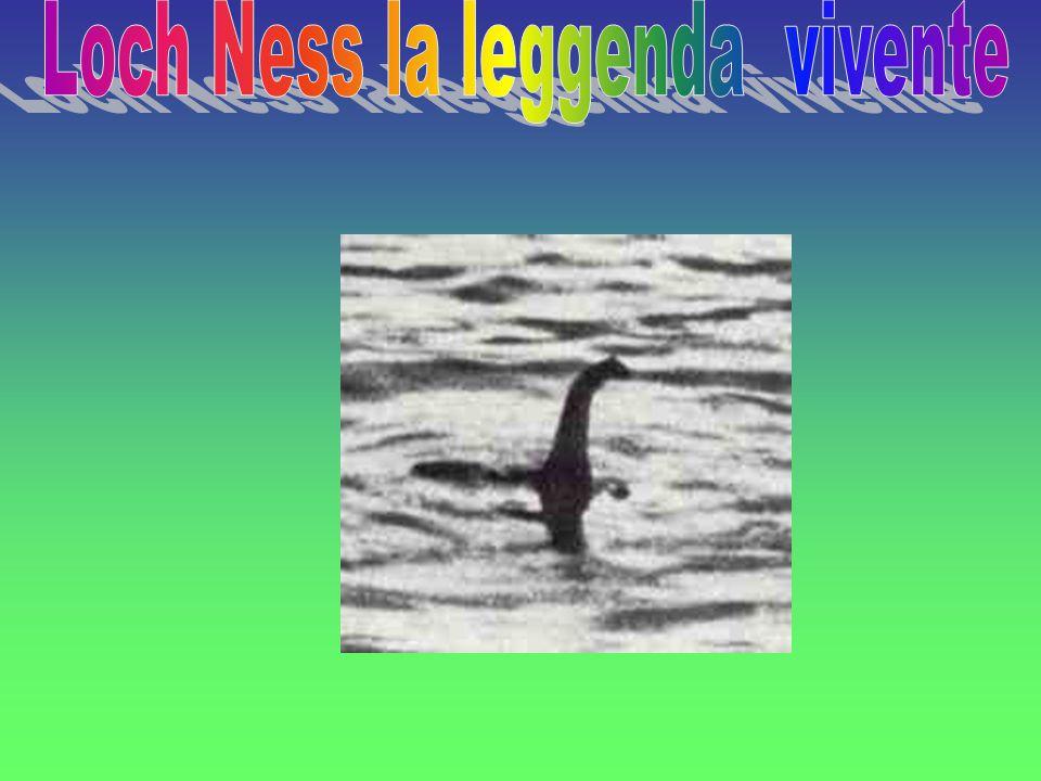 Loch Ness la leggenda vivente