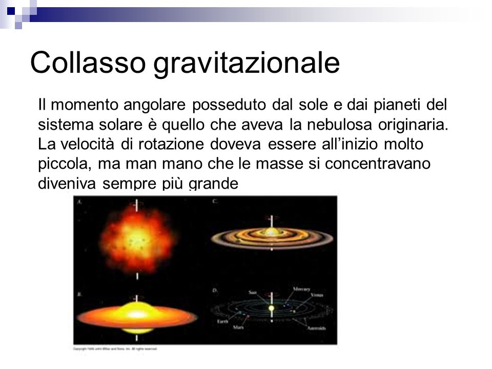 Collasso gravitazionale