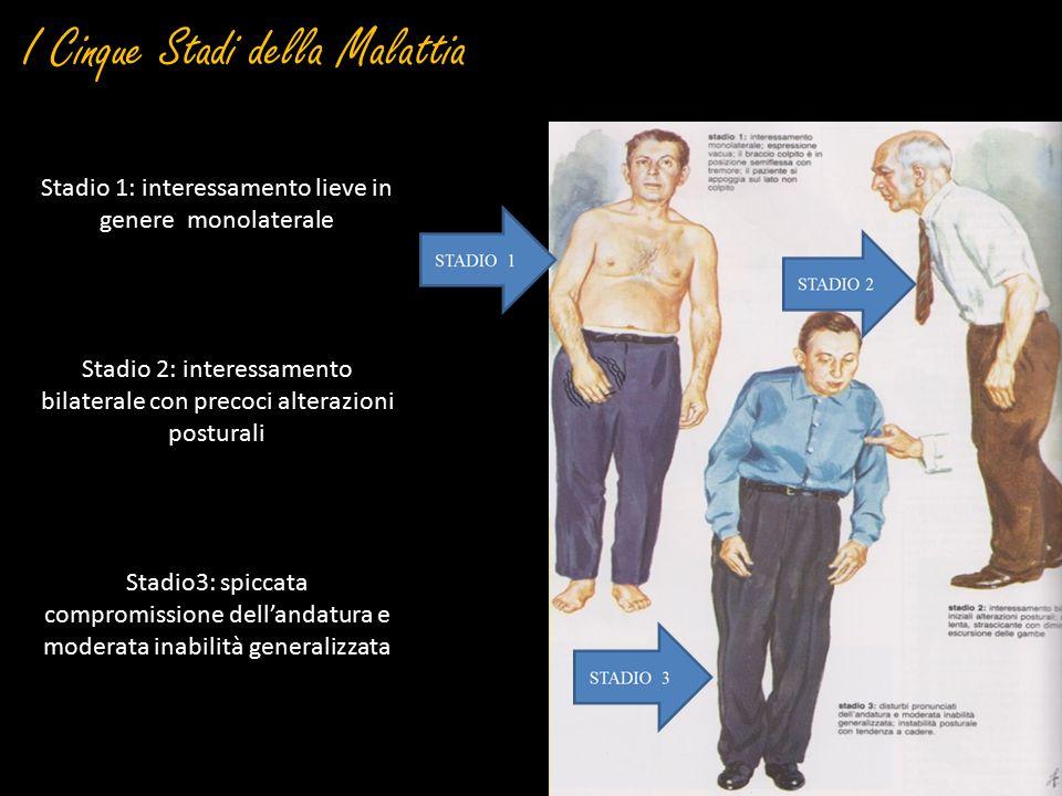 I Cinque Stadi della Malattia
