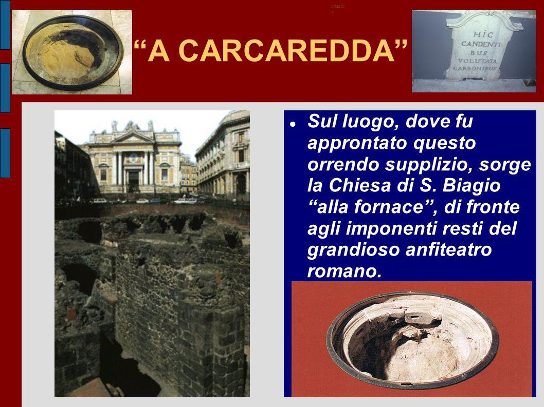 ritardo A CARCAREDDA