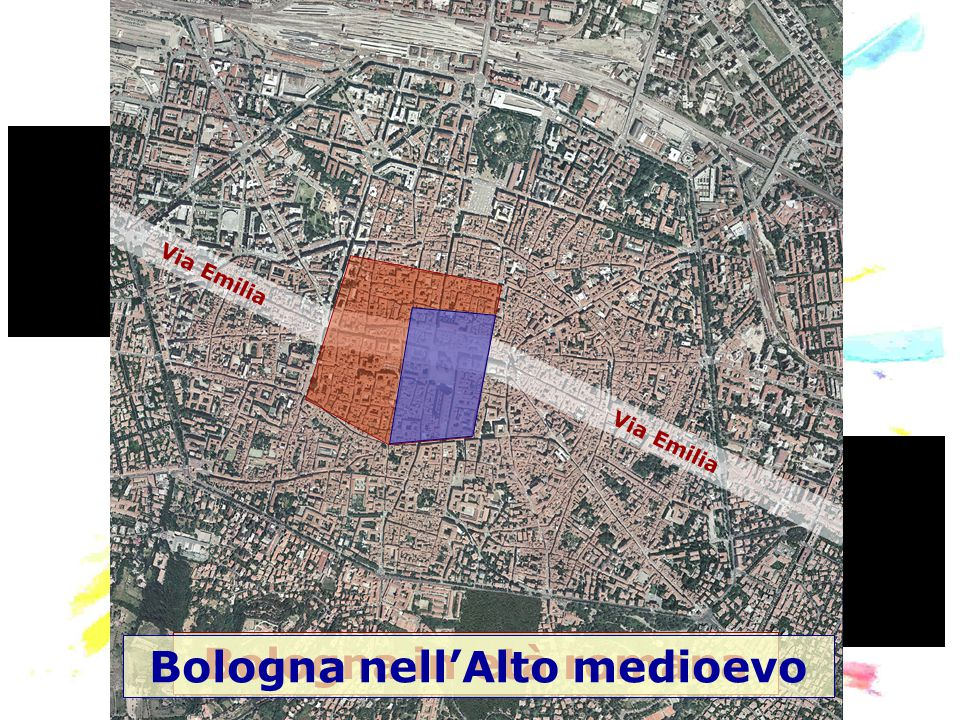 Bologna nell'Alto medioevo