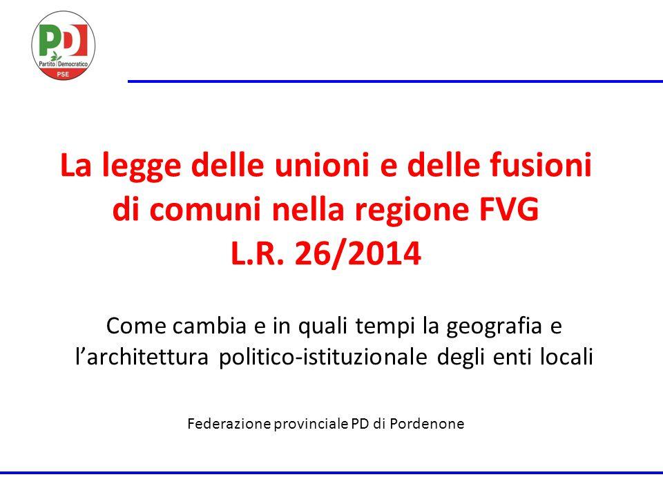 Federazione provinciale PD di Pordenone