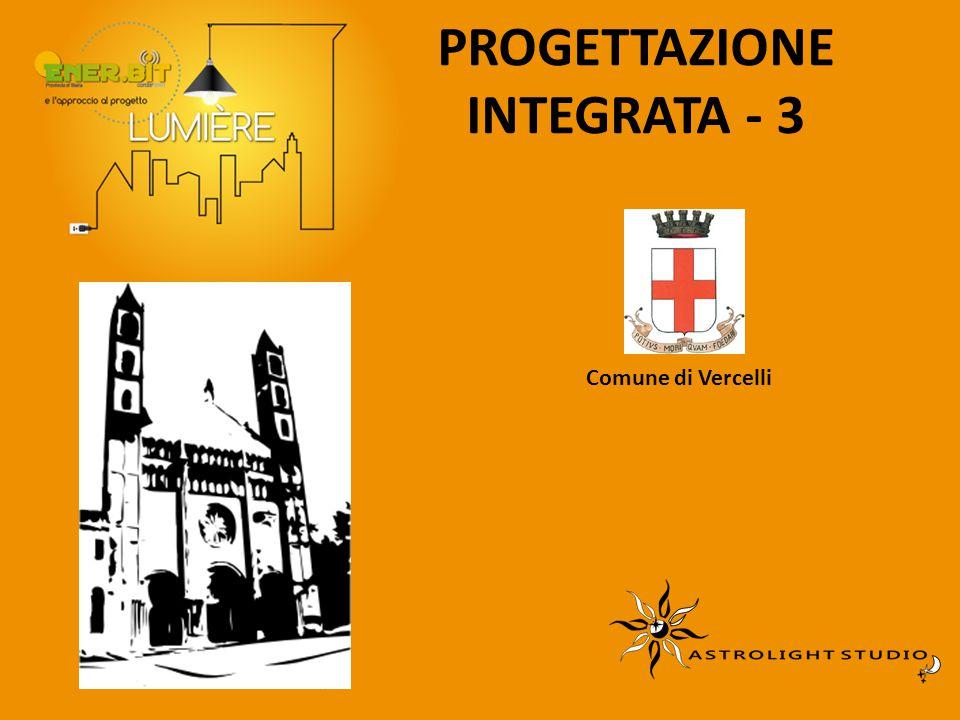 PROGETTAZIONE INTEGRATA - 3