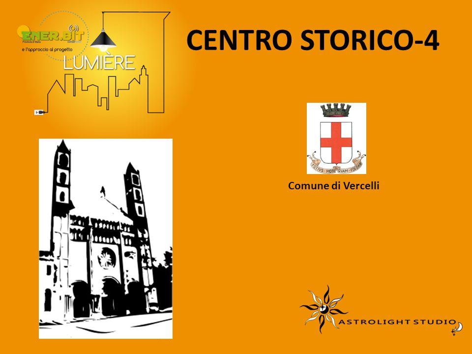 CENTRO STORICO-4 Comune di Vercelli