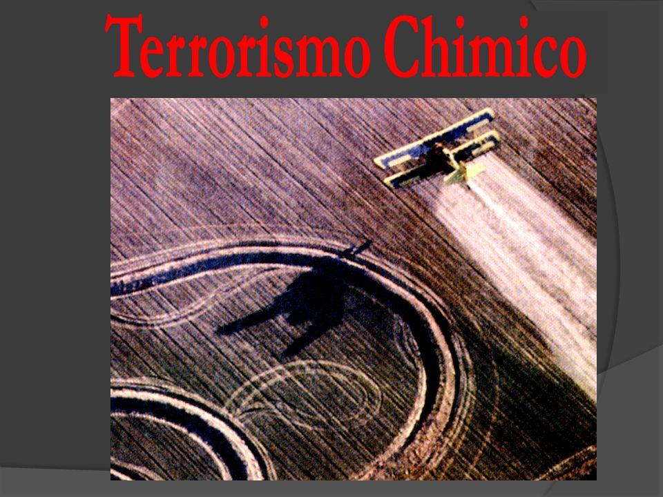 Terrorismo Chimico