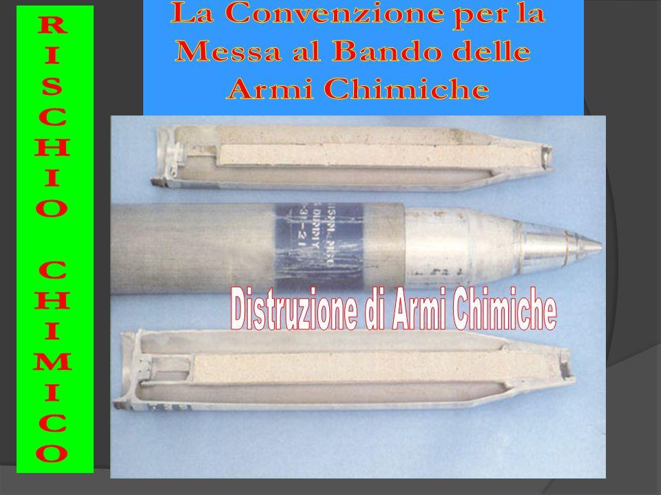 Distruzione di Armi Chimiche