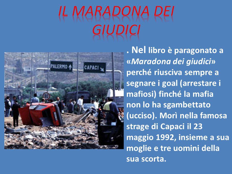 Il Maradona dei giudici