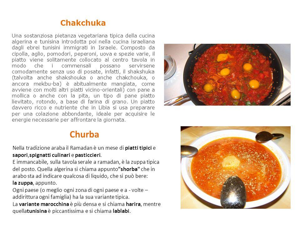 Chakchuka.