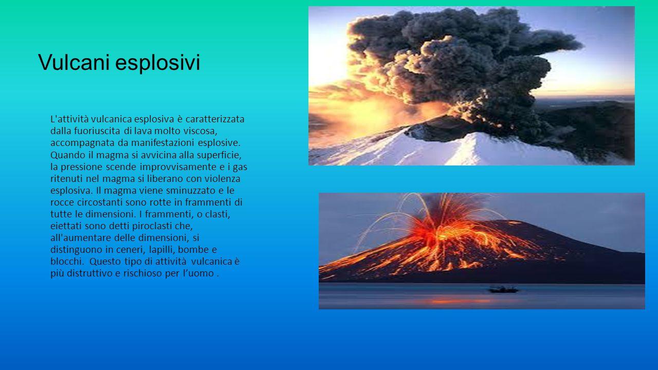 Vulcani esplosivi