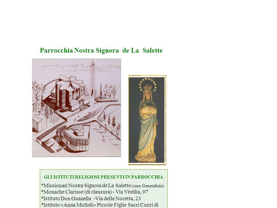 Parrocchia Nostra Signora de La Salette
