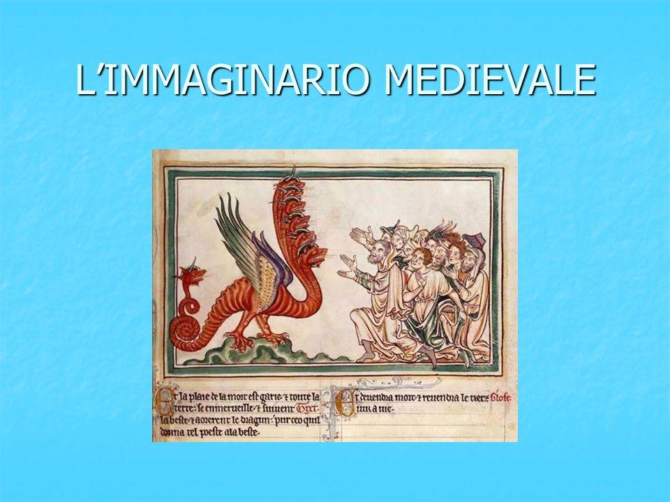 L'IMMAGINARIO MEDIEVALE