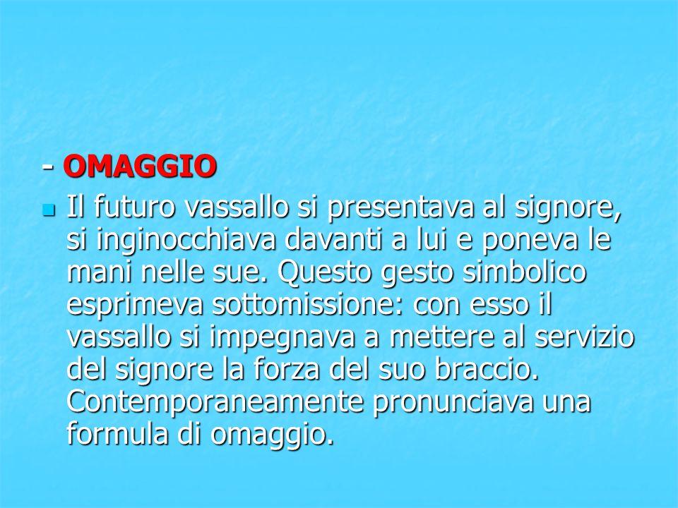 - OMAGGIO