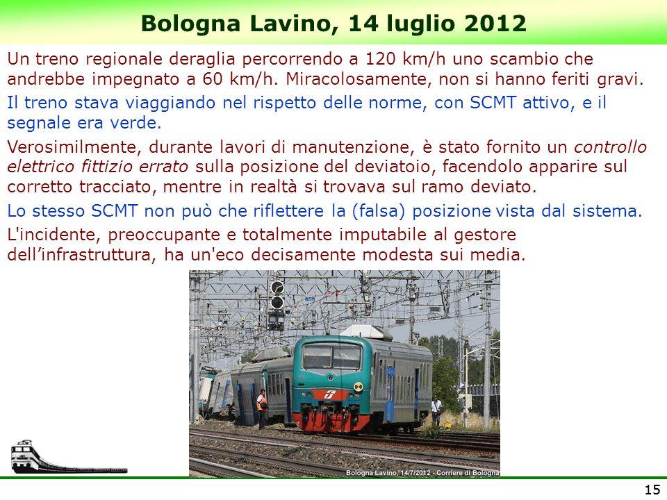 Bologna Lavino, 14 luglio 2012
