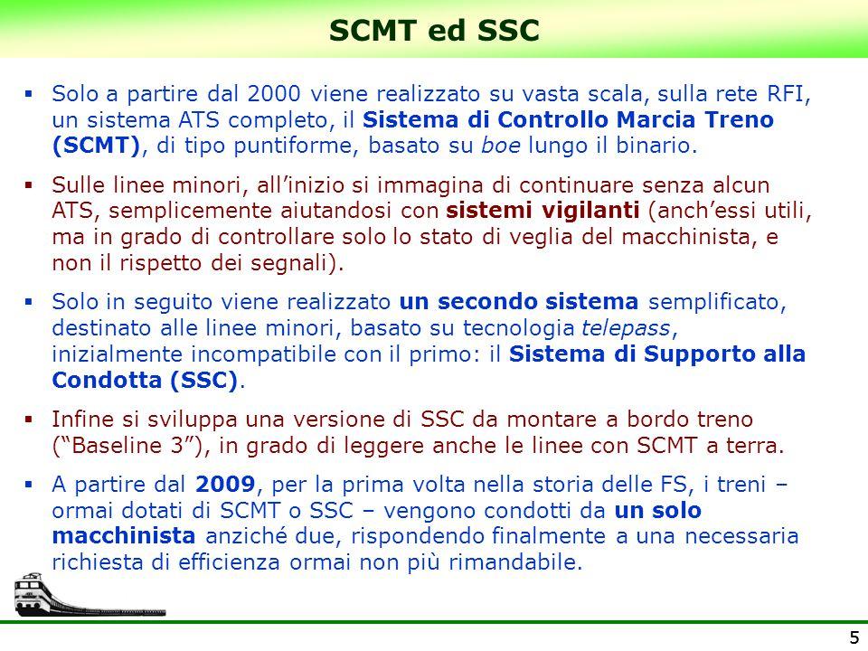 SCMT ed SSC