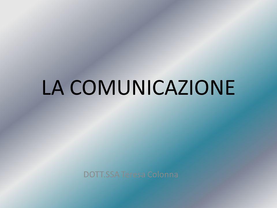 DOTT.SSA Teresa Colonna