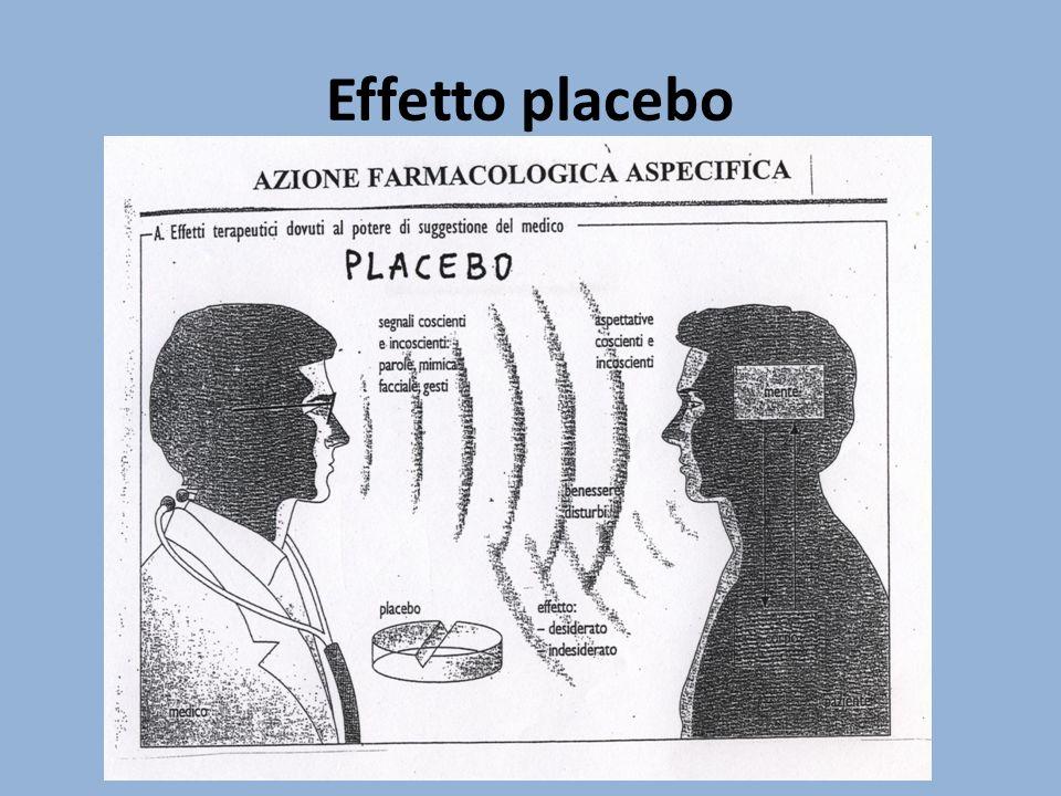 Effetto placebo