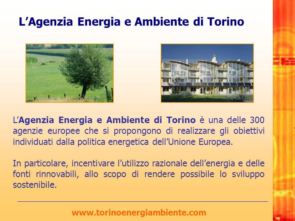 L'Agenzia Energia e Ambiente di Torino