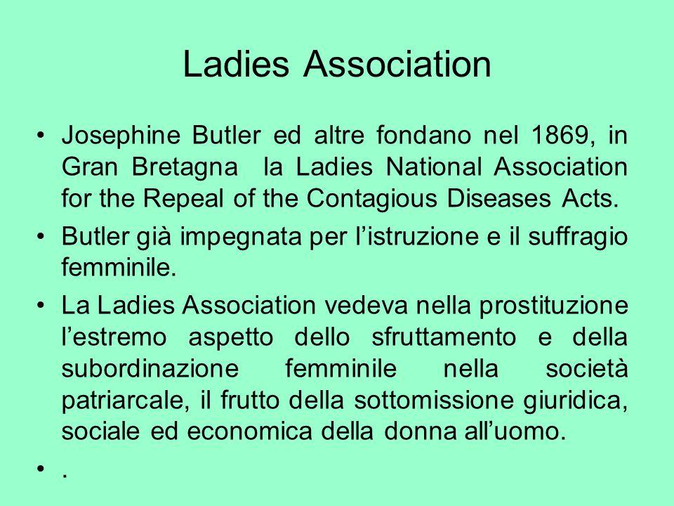 Ladies Association