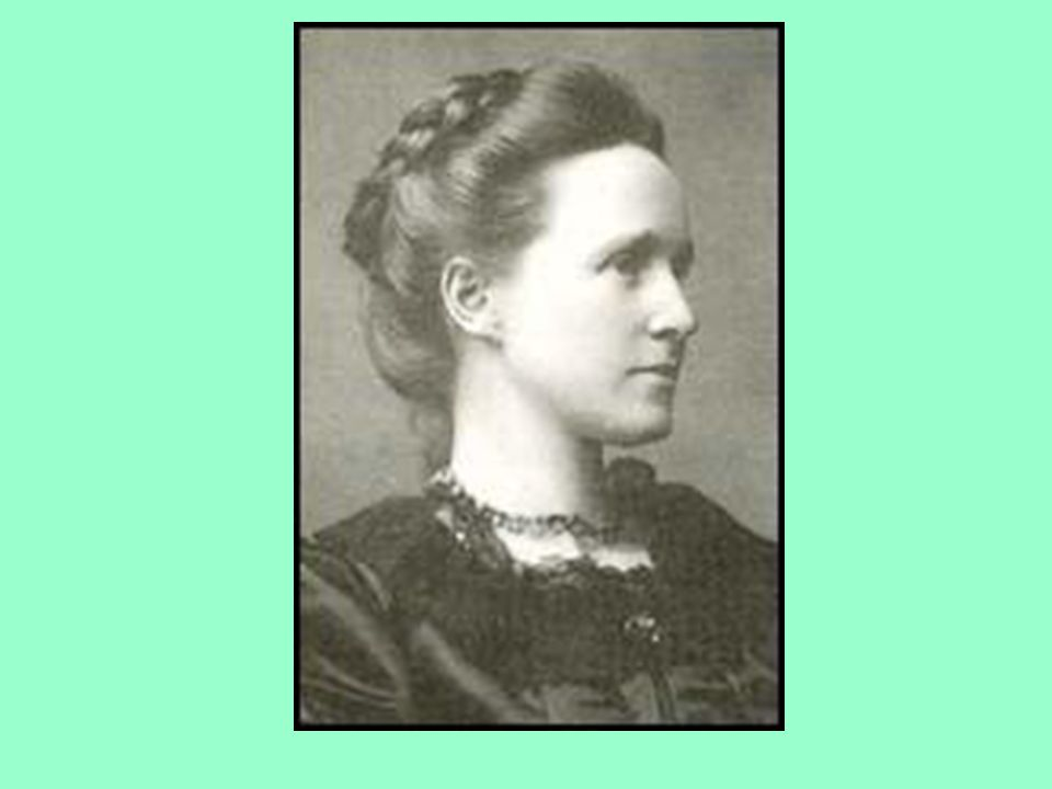 Millicent Fawcett Garreth
