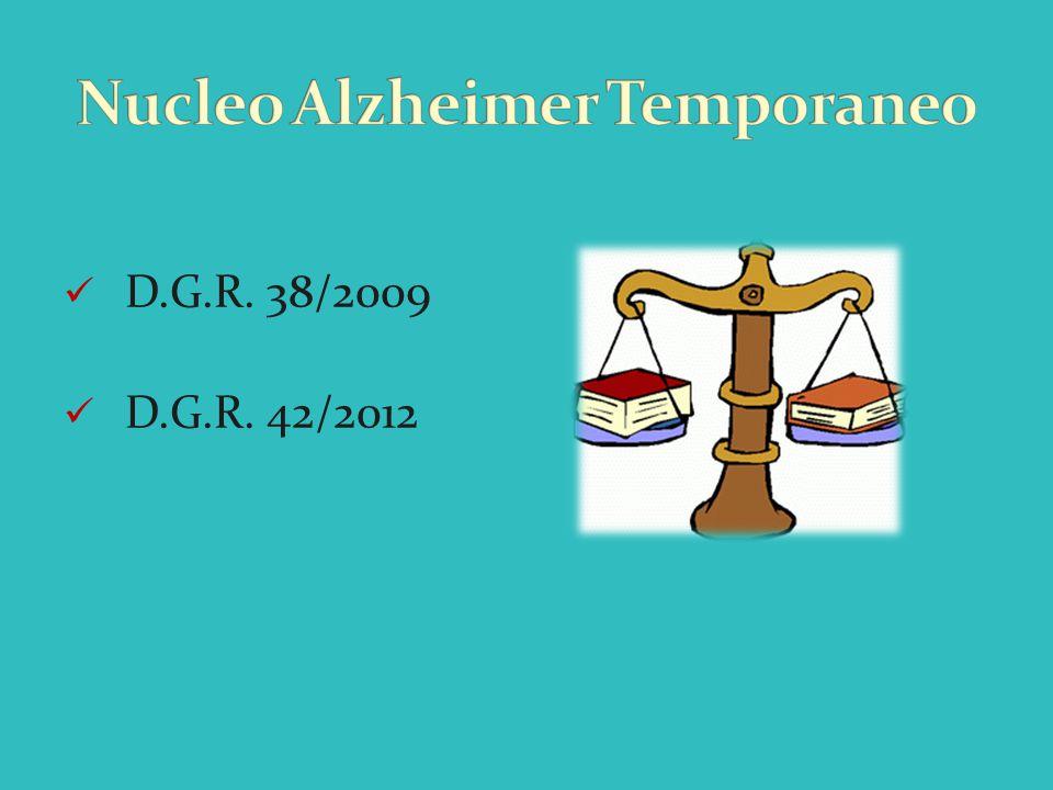 Nucleo Alzheimer Temporaneo