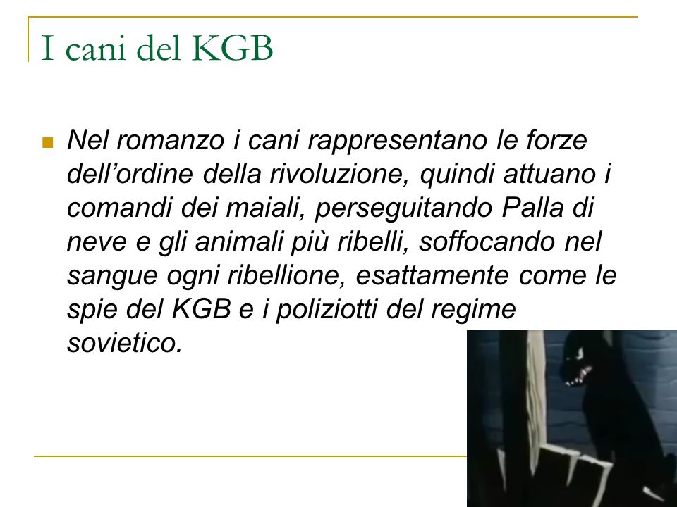 I cani del KGB