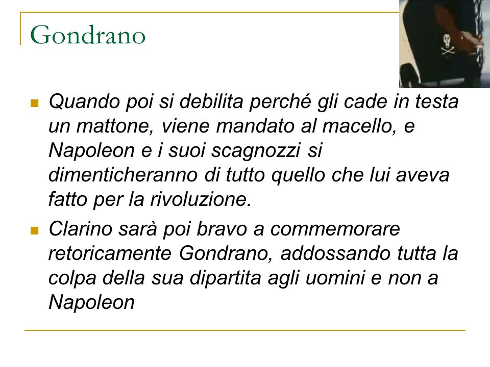 Gondrano