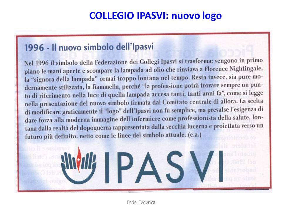 COLLEGIO IPASVI: nuovo logo