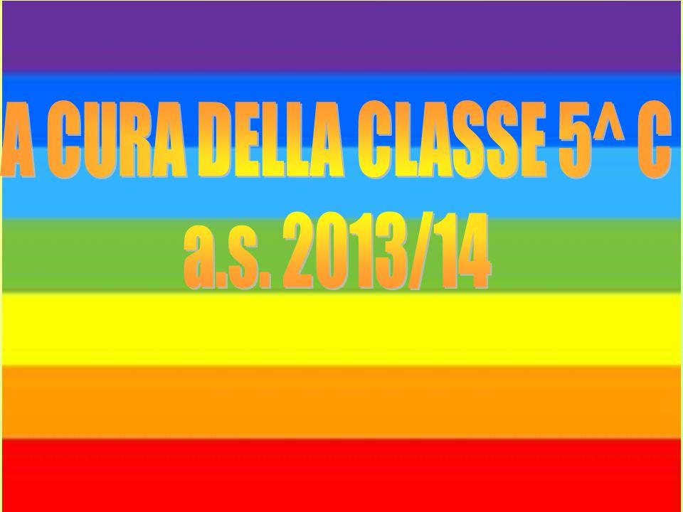 A CURA DELLA CLASSE 5^ C a.s. 2013/14