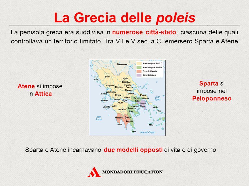 La Grecia delle poleis