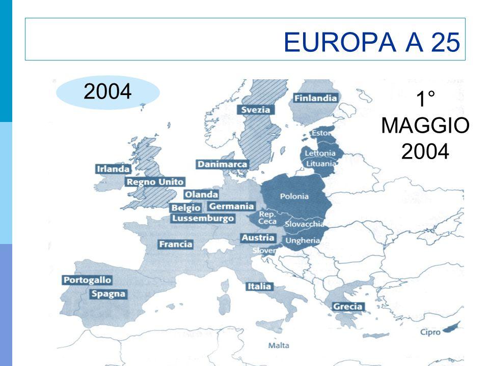 EUROPA A 25 2004 1° MAGGIO 2004