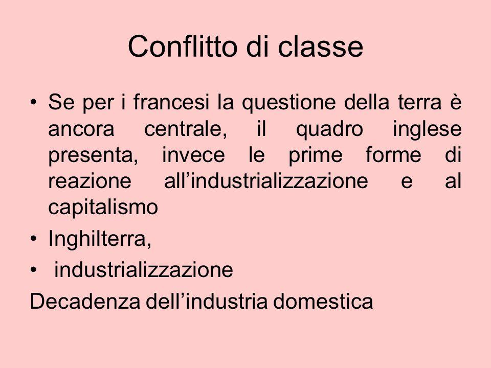 Conflitto di classe