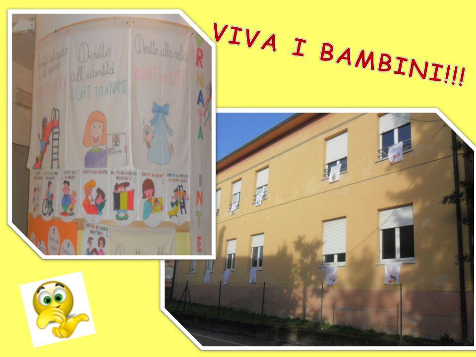 VIVA I BAMBINI!!!