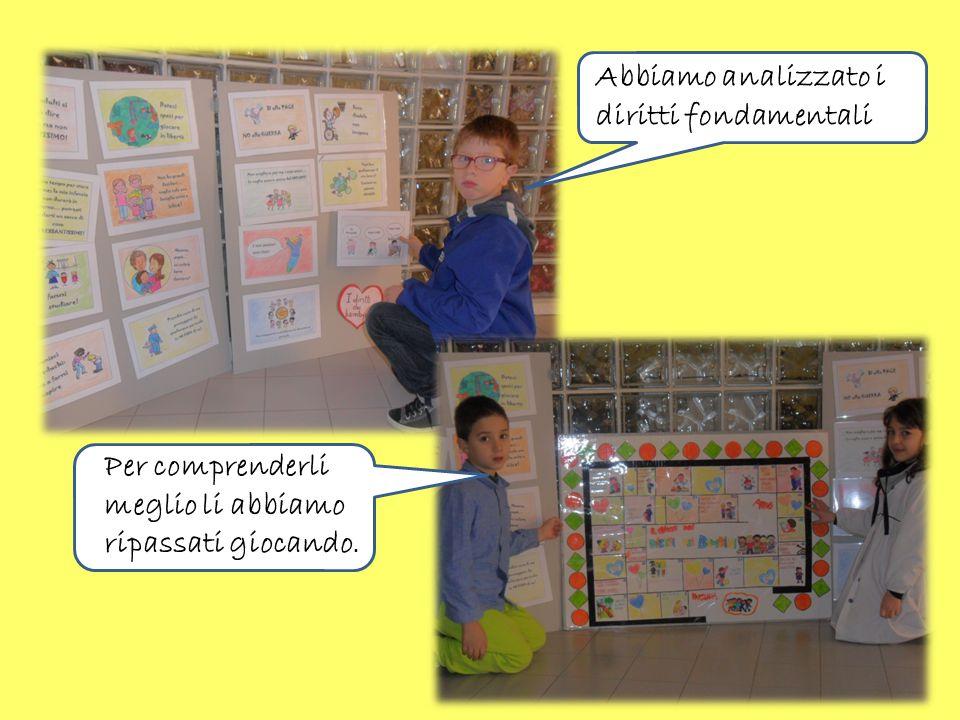 Abbiamo analizzato i diritti fondamentali